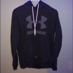 Under Armour black hoodie
